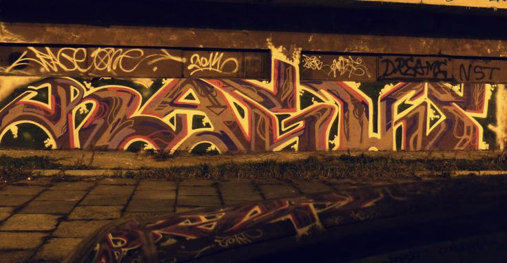night , noc  Zima,  polfa ,ragus , styl , graffiti nightride,street ,rap