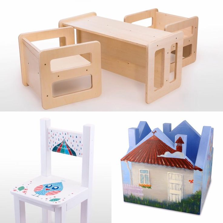 Mmm am găsit lucruri noi și ne plac la nebunie. Set măsuță și scaune pentru copii, cel mai pictat scăunel tot pentru cei mici și un ghiveci în formă de căsuță ... Sigur că disponibile în curând pe Ollala.ro