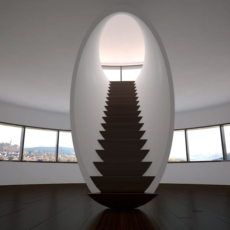 Best Stairs With A Structural Tubular Theme Structurally A 400 x 300