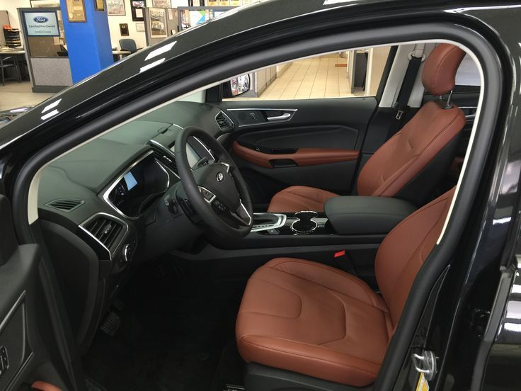 Nice Ford: 2015 Ford Edge Interior...  New Ford Cars Check more at http://24car.top/2017/2017/07/20/ford-2015-ford-edge-interior-new-ford-cars/