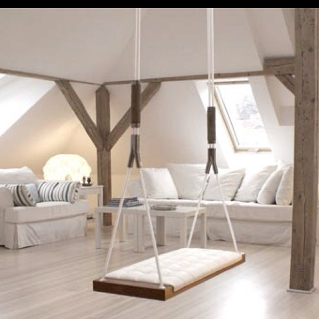 Indoor Swing!