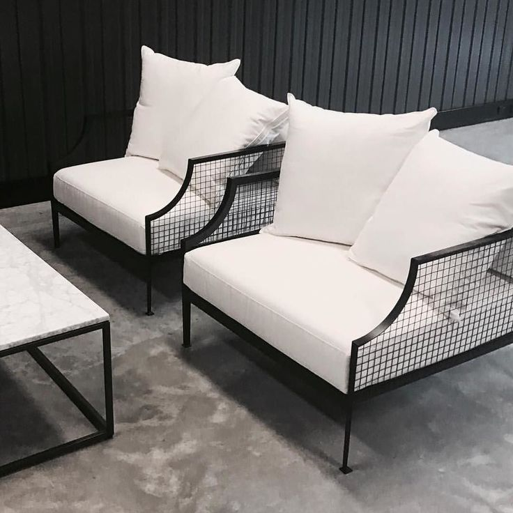 Simply stunning shot of our Max coffee Table  Rex Armchairs in the new @gritty_pretty HQ! #furnituredesign #interiordesign #architecture #stying #urbancouturedesigns