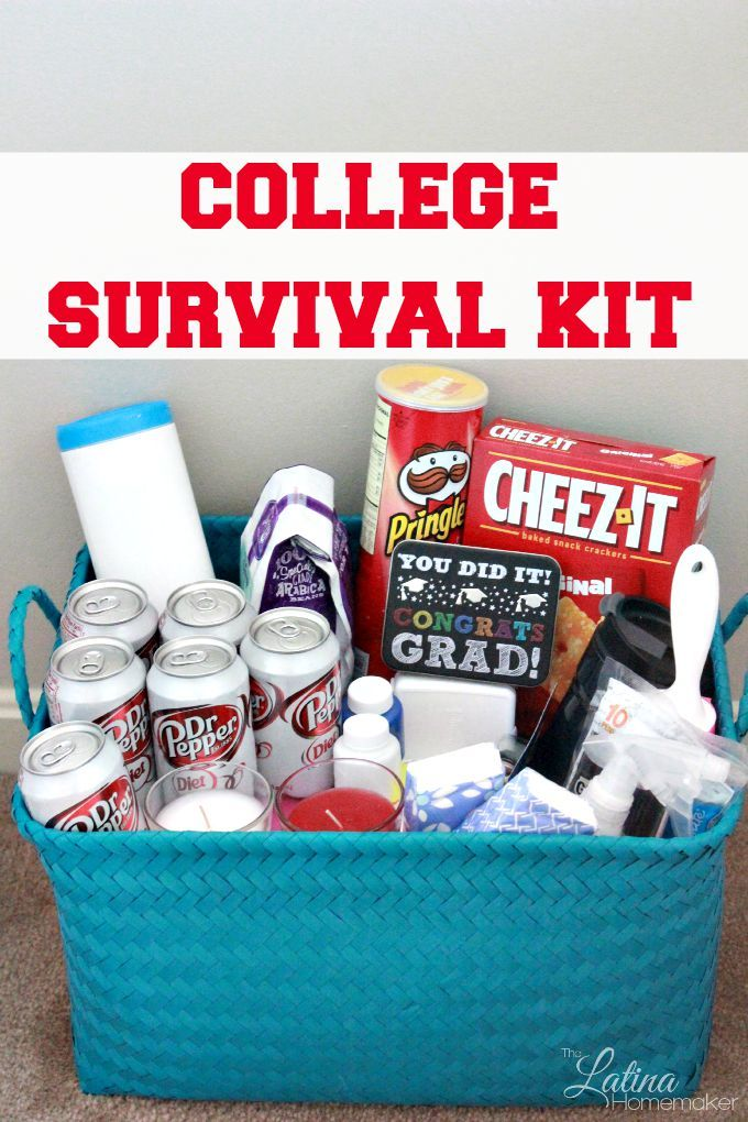 Not sure what to give to a college student? Check out this super easy College Survival Kit! This college survival kit and free college expense tracker will help any college student get the year started on the right track.