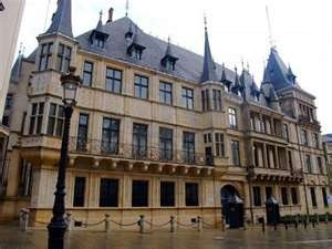 Grand Ducal Palace Luxemburg