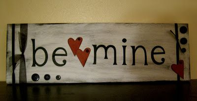 Inspiring Creations: Search results for Be mine