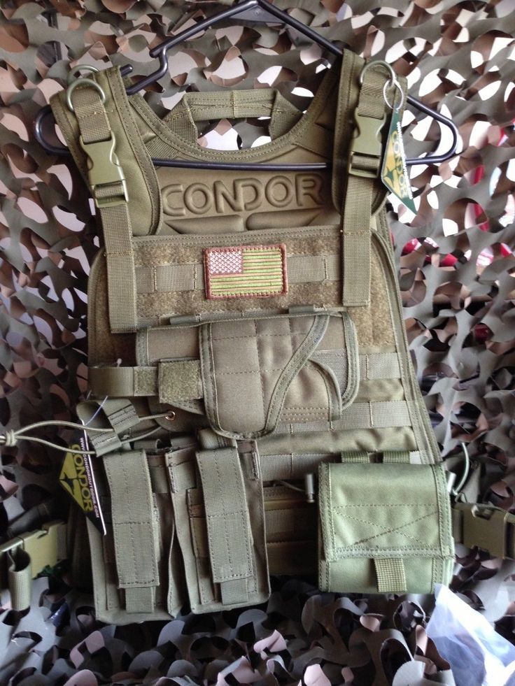 Condor Tactical OD Plate Carrier With Molle and (2) 10 x 12\  Level & 62 best Plate Carriers images on Pinterest | Plate carrier Side ...