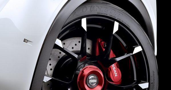 Nissan automobile - cool photo