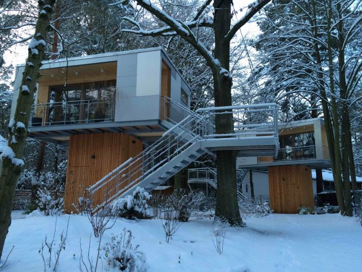 17 best images about cabanes en bois on pinterest serum architecture and washington. Black Bedroom Furniture Sets. Home Design Ideas
