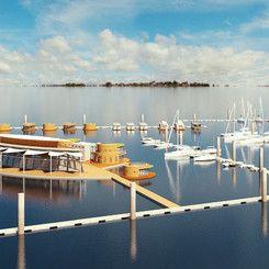 Hausboot kaufen - Nautilus Hausboote - auch Freiheit braucht ein Zuhause, Hausboot kaufen.