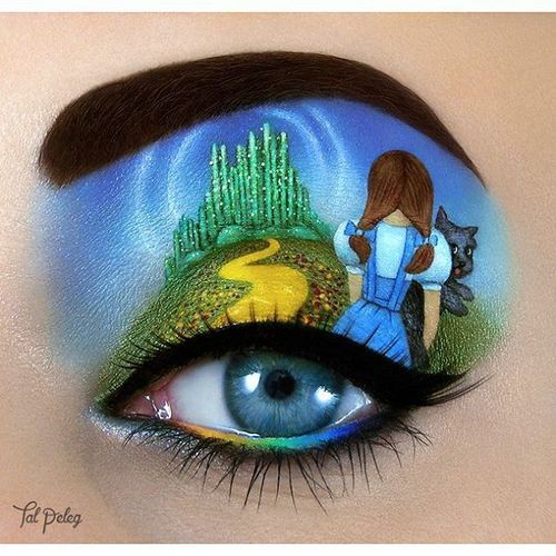 """""""Everything you were looking for was right there with you all along"""" • The Wizard of Oz • - Tal Peleg"""