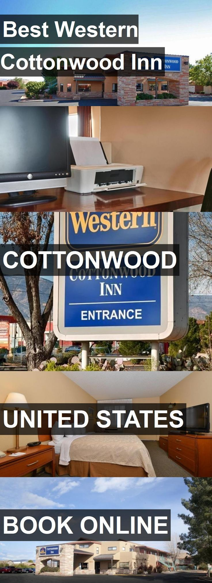Hotel Best Western Cottonwood Inn In United States For More Information Photos