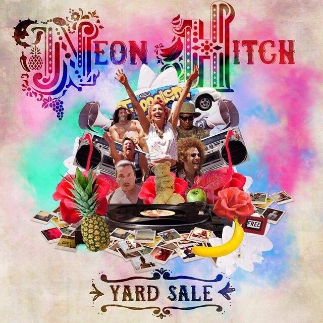 Yard Sale Cover Art Reveal #WeRNeon