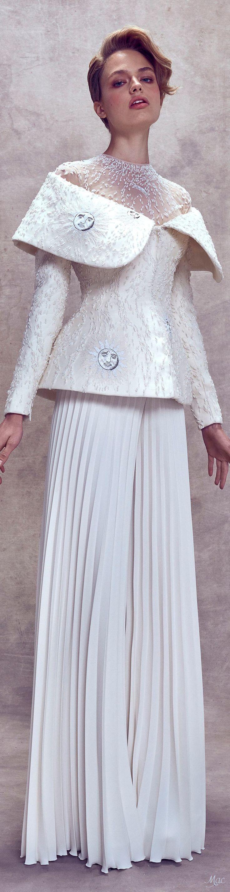 Fall 2017 Haute Couture Ashi Studio