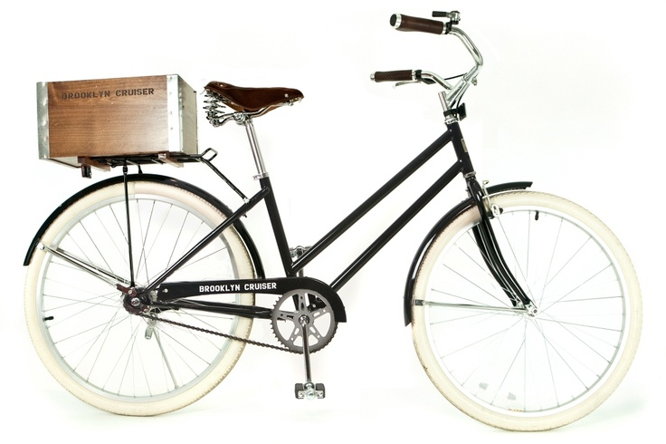 Willow 3 Step Through Frame Three Speed Bike by Brooklyn Cruiser