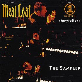 """For Sale - Meat Loaf The Vh1 Storytellers Sampler USA Promo  CD single (CD5 / 5"""") - See this and 250,000 other rare & vintage vinyl records, singles, LPs & CDs at http://991.com"""