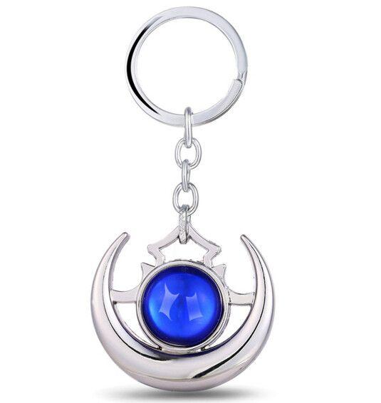Julie Game Dota 2 Alloy Keychain For Fans Butterfly Broken Bone Hot Cosplay Keyring Jewelry JJ10997