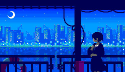 Examples of great contemporary pixel art - NeoGAF