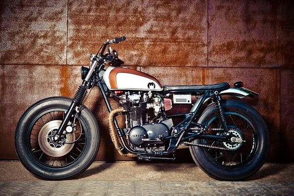via Oh, Pioneer!: The Crown, Corona Motorcycles, Bike, Yamaha Xs650, Classic Motorcycles, Custom Motorcycles, Cafe K-Cup, Cafe Racers, Baby Shower