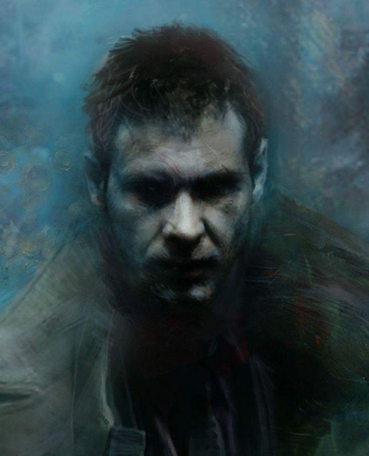 BEGGIN' AFTER DARK — spyrale:   Rick Deckard | Christopher Shy