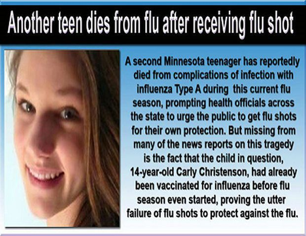 Flu vaccines worthless and dangerous | Vaccination Information Network