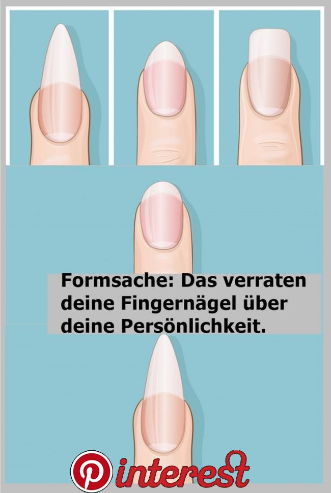 Formalität: Das verrät deine Fingernägel über deine Persönlichkeit. – Wochenende lustig