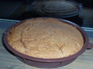 Heerlijke ontbijtkoekcake