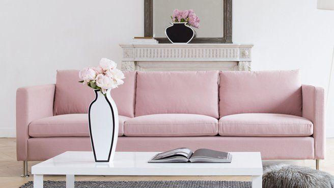 #leenbakker. Simpel, maar heel leuk: deze woonkamer met geinige decoratie.