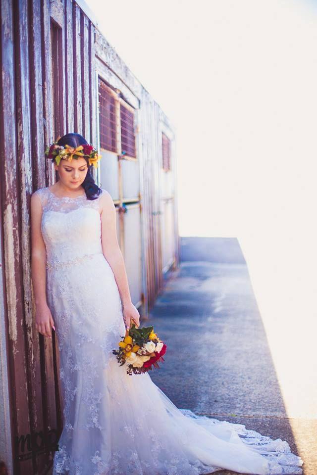 Sweet Angels Bridal Australia Lace Wedding Dress