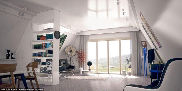 Attraktiv Dieses Haus Wird In 6 Stunden Gebaut Und Kostet Nur 28.000 Euro  Business Insider Deutschland