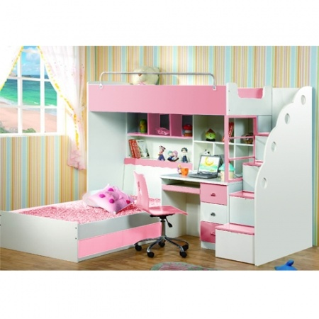 Ship Bunk Bed-Right