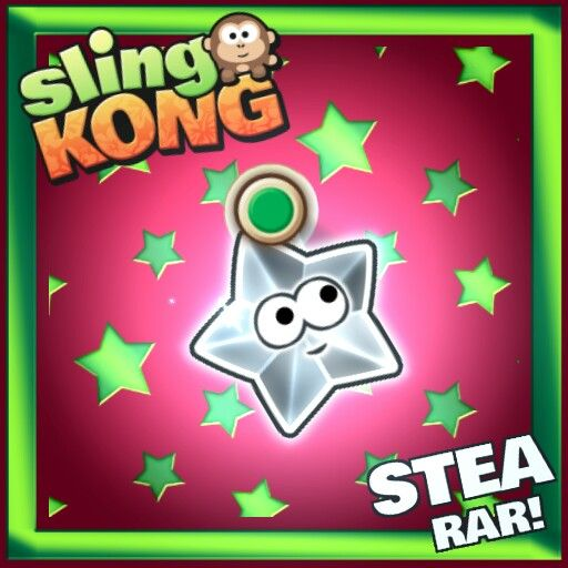 THE RARE SLING KONG STAR
