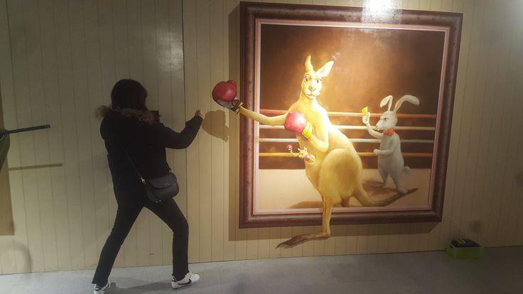 3D Black Art Museum (Seoul, Korea Selatan) - Review