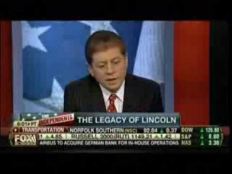 The Legacy Of Abraham Lincoln - Judge Andrew Napolitano - The Independents - YouTube