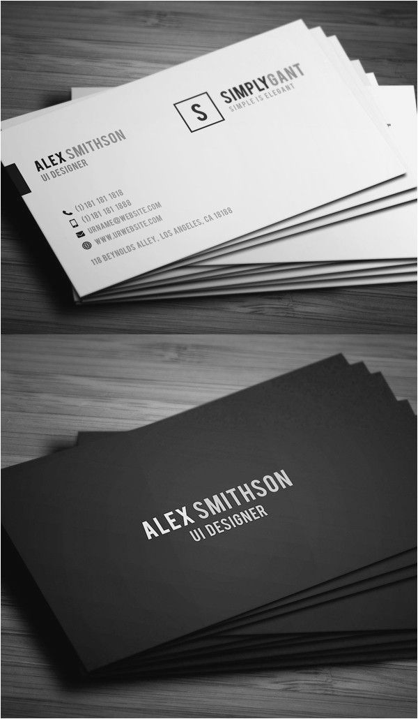 Best Birthday Cards Business Cards Template 28 Best Business Card Ideas Free Business Card Design Simple Business Card Design Modern Business Cards