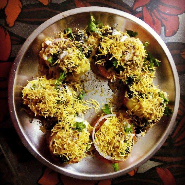 Homemade Papri Chat by Naynika Das #GuwahatiFoodie
