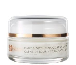 Daily Moisturizing Cream with SPF 15 is an oil-free medical grade facial moisturizer that provides true UVA/UVB protection. It infuses the skin with powerful antioxidants such as Vitamin C and E to help correct the skin from environmental damage and provides essential hydration and moisture to nourish the skin. Skin becomes soft, smooth and supple.