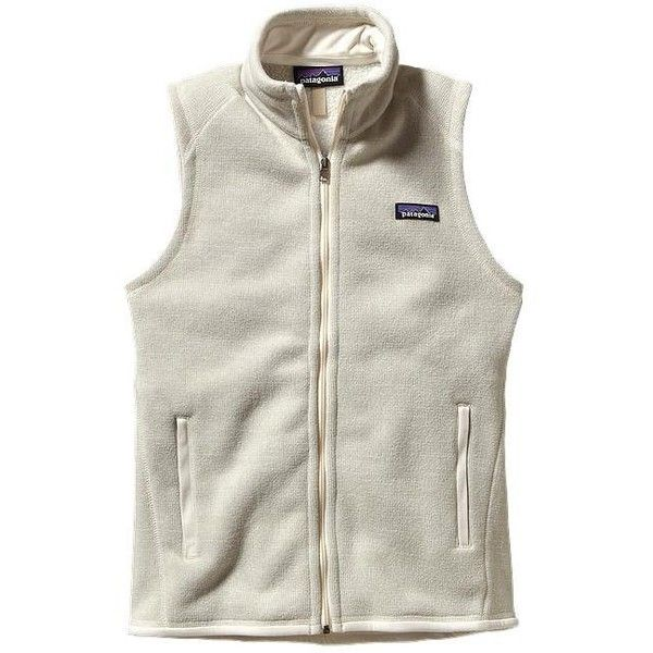 Patagonia Women's Better Sweater Fleece Vest ($99) ❤ liked on Polyvore featuring outerwear, vests, checkered vest, patagonia, checkered sweater vest, vest waistcoat and fleece vest