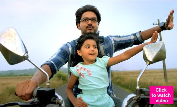 #Theri Official Trailer - #Vijay