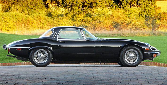 Jaguar V12 Roadster
