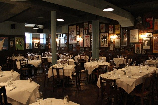Joe S Restaurant London