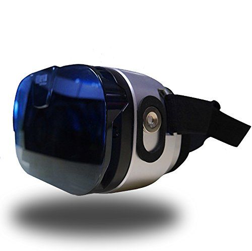 True Depth 3D VR UltimusTM Premium Virtual Reality for 4-6 Inch Android or Apple Smartphones