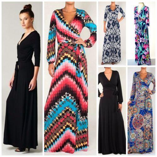 La made belted maxi dress
