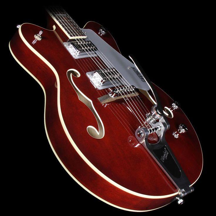 Gretsch G5422TDC Electromatic Double Cutaway Electric Guitar Walnut Stain