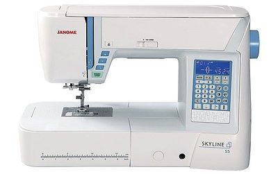 Рriсе - $1,199.00. Janome Skyline S5 Sewing Machine ( Brand - Janome    )