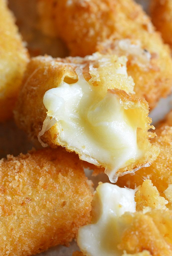 Fried Cheese Sticks (sorry)