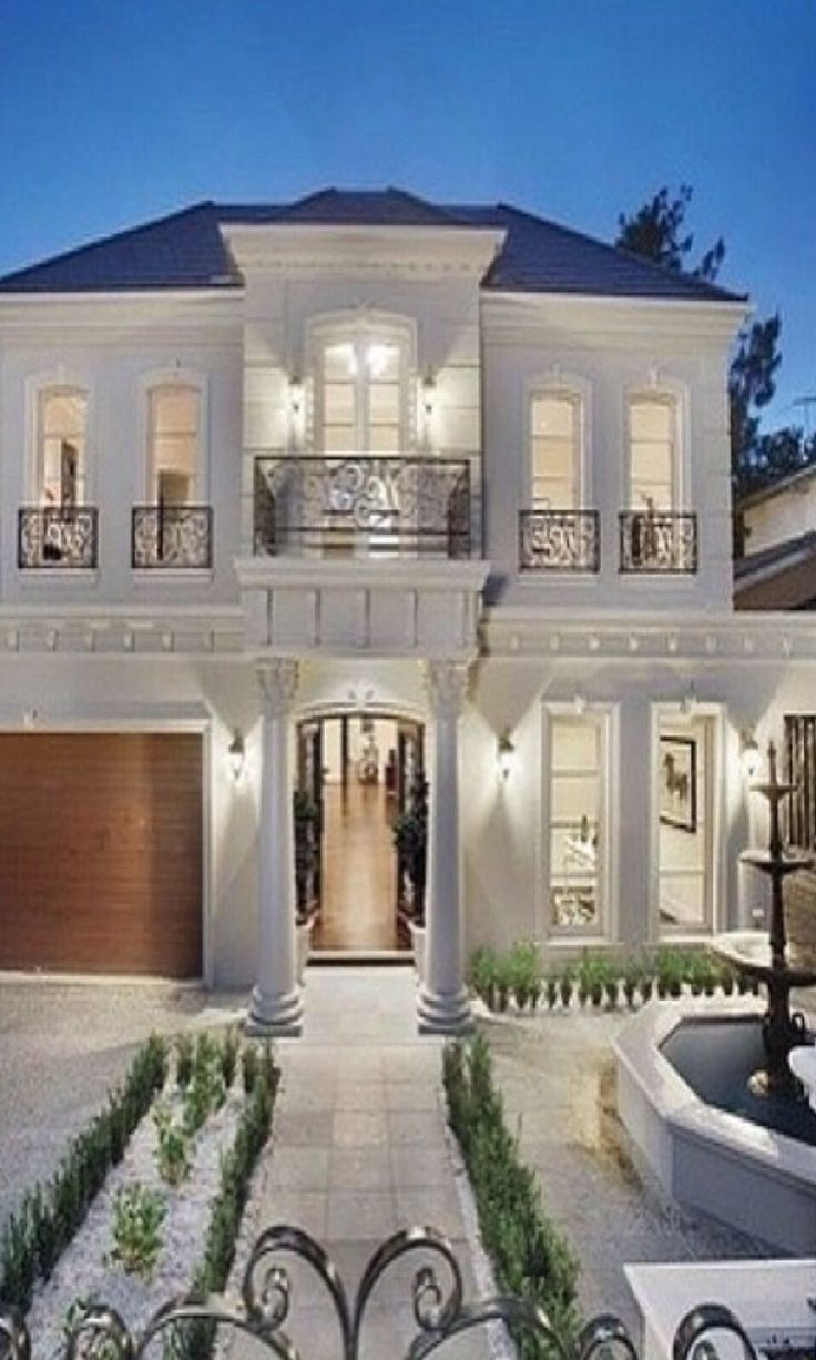 Luxury homes exterior - Find This Pin And More On House Exterior