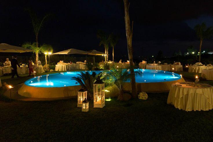 Beauty Garden Banqueting - Bordo Piscina