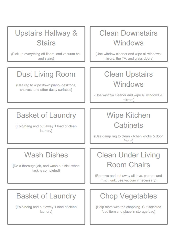 house chores essay House cleaning keeping a house clean is a problem quite a few single working parents have,  essay about house hold chores coming from school.