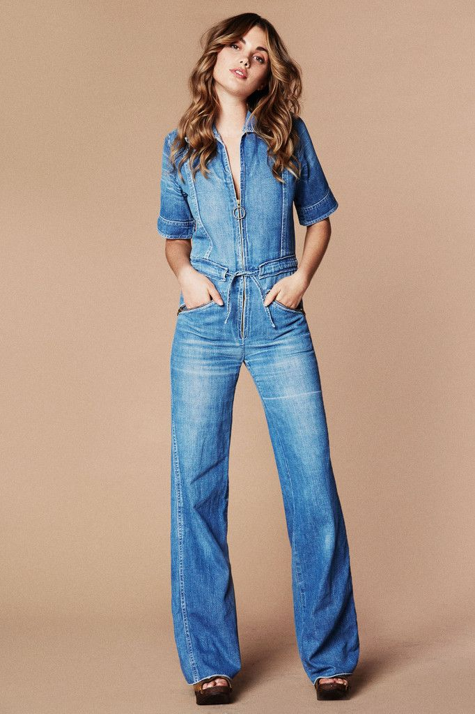 Awesome Spoon Denim Jumpsuit - Jumpsuits/Overalls - Clothing - Alloy Apparel U0026 Accessories - Pin Swag