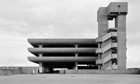 Meades A-Z brutalism .  Tricorn Centre, Portsmouth. Photograph: View Pictures/Rex